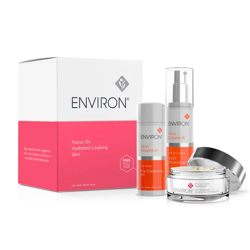 Environ Focus On Hydrated Looking Skin Set